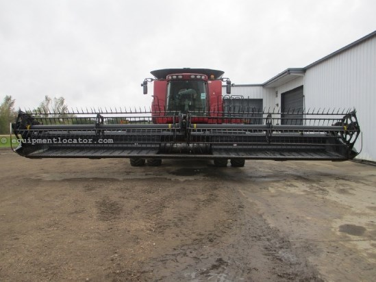 2009 MacDon FD70, 35 ft, New Belts, Fits 7010/8010/8120/7120 Header-Draper For Sale