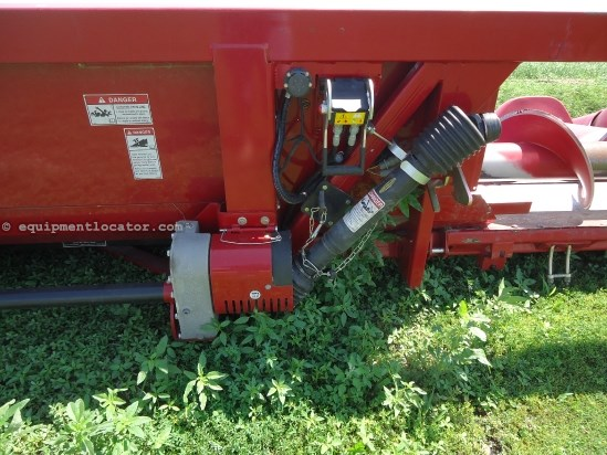 2010 Case IH 3208, 8230/9230/8240, HHC, FT, Knife Rolls Header-Corn For Sale