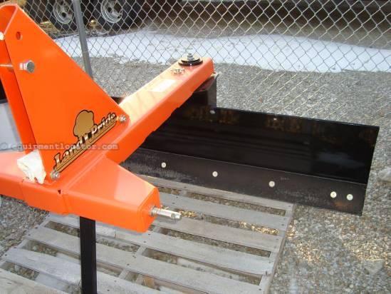"2011 Land Pride RB2672,72"", Blade Angle/Tilt, Reversible Cut Edge  Attachment For Sale"