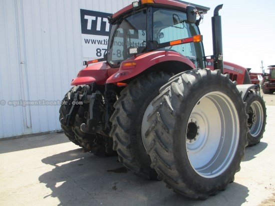 2006 Case IH MX215, 5466 Hr, PS Trans, 3 Pt Quick Hitch, 4 Rem Tractor For Sale