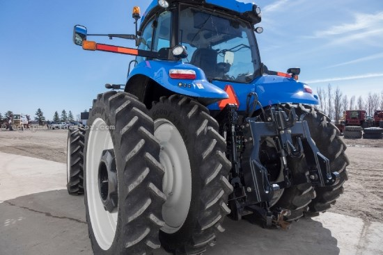 "2011 New Holland T8300 ""FILL'ER UP I'LL DO THE REST"" Tractor For Sale"