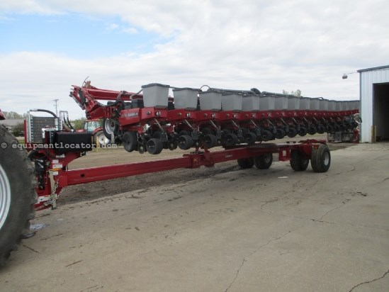 2013 Case IH 1240, 16R30, Liq. Fert, Clutches, Draw Bar Hitch Planter For Sale