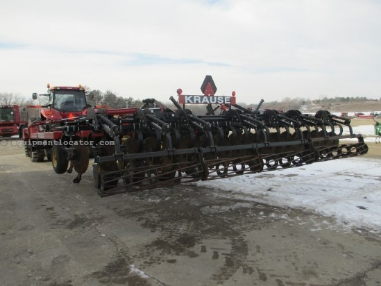 2007 Krause 4850, 18', Rolling Baskets Rippers For Sale