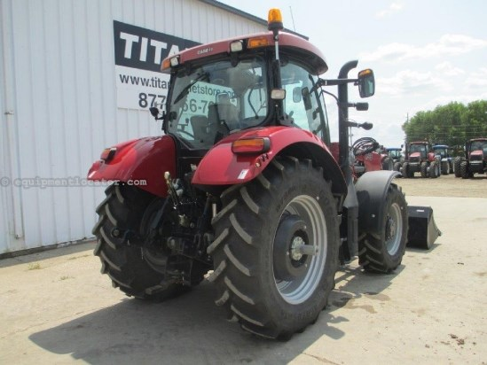 2012 Case IH MAX140, 440 Hr, PS Trans, L755 Loader, 3 Pt,  Tractor For Sale