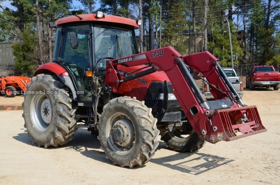 Tractor For Sale:  Case IH JX80, 80 HP, 2096 Est Hours, 32500.00 USD