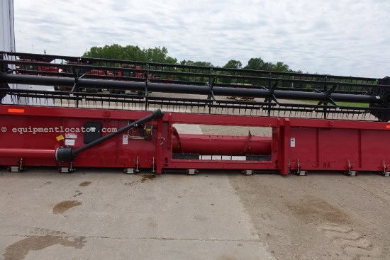 2011 Case IH 3020, 30', 5088/6088, FT, LIKE NEW, Full Finger Header-Flex For Sale