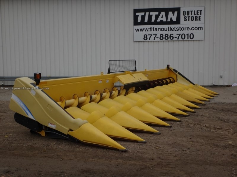 2011 New Holland 99C, 12R30, Fits CR8080/8090/9090, HHC, Contour Header-Corn For Sale