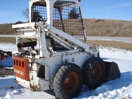 Bobcat 610 Skid Steer For Sale at EquipmentLocator com
