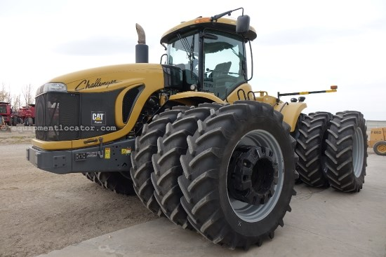 2008 Caterpillar MT975, 1589 Hr, 570 HP, PS Trans, 5 Remotes Tractor For Sale