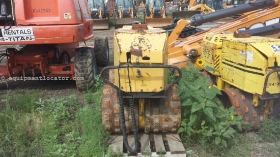 "Wacker RT820, 32"" Pad-Foot, Single Drum Compactor-Asphalt For Sale"