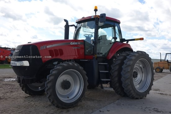 2011 Case IH MX215, 1172 Hrs, PS Trans, 4 Remotes, 3Pt Qk Hitch Tractor For Sale