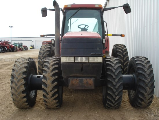 1999 Case IH MX200 - 7034 hrs, F&R Duals, PS, 3pt, 540/1000 pto Tractor For Sale
