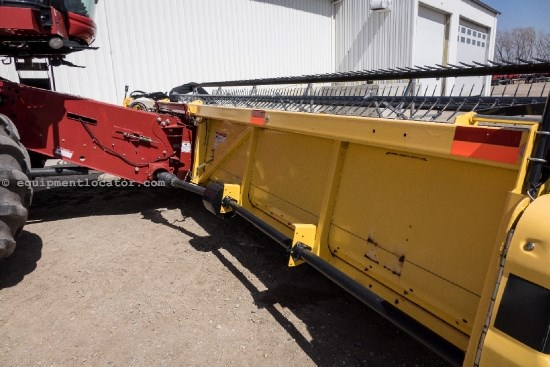 2003 New Holland 74C, 30', Poly, Full Finger, CR960/970/9060/9070 Header-Flex For Sale