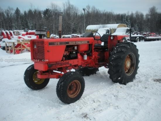Allis Chalmers 175 : Allis chalmers tractor for sale at