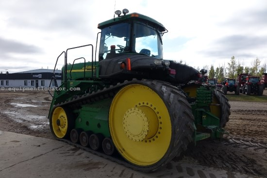 2002 John Deere 9420T, 6347 Hr, PS Trans, 4 Rem, Rear HID Lights Tractor For Sale