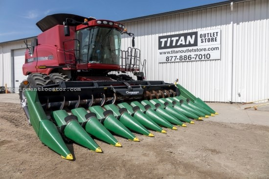 2007 Geringhoff RD1222, 12R22, HHC, CONTOUR, 5088/6088/7088 Header-Corn For Sale