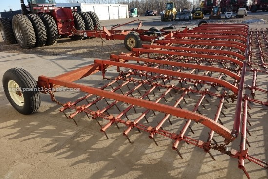 2002 McFarlane HDL1044, 44 Ft, 16 Bar Spike Tooth Harrow,8 Sec Tillage For Sale