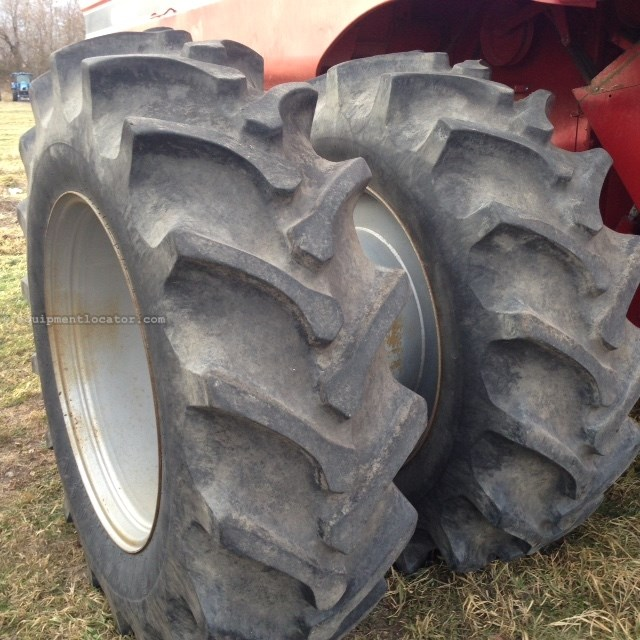 1996 Case IH 2188, 3855 Sep Hr, FT, RT, Spec Rotor, Bin Ext Combine For Sale