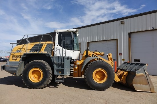 2008 Liebherr L550, Cab/Air, 23.5x25 Tires, RC Wheel Loader For Sale