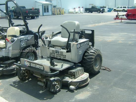 Riding Mower For Sale:  2008 Dixie Chopper 3360HPCLA