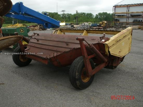 Mower Conditioner For Sale:  1971 New Holland 479