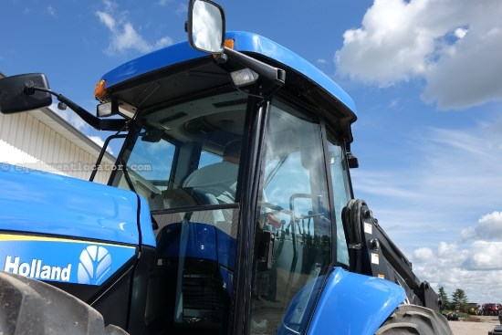 2010 New Holland TV6070, 2130 Hr, 2 Remotes, 3PT, Weights Tractor For Sale