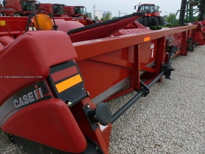 2011 Case IH 3412, 7010/7120/8120, FT, HHC, Knife Rolls Header-Corn For Sale