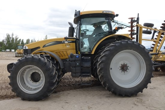 2012 Caterpillar MT645D, 1087 Hr, CVT Trans, Lux Cab Tractor For Sale