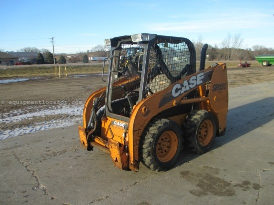 2011 Case SR150, 5733 Hrs, Hand Controls, Block Heater Skid Steer For Sale