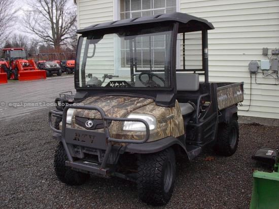 Utility Vehicle For Sale:  2005 Kubota RTV900