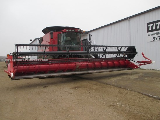 2010 Case IH 2020, 30', HHC, Fits 6088/7088/7010/8010 Header-Flex For Sale