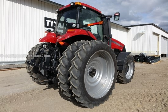 2012 Case IH Magnum MX235,434 Hr,5 Remotes,Wheel Wts,Leather Tractor For Sale
