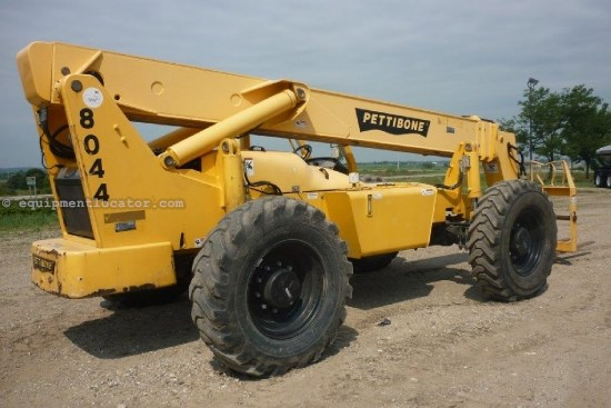 2007 Pettibone 8044, 766 Hours, Perkins Engine Telehandler For Sale