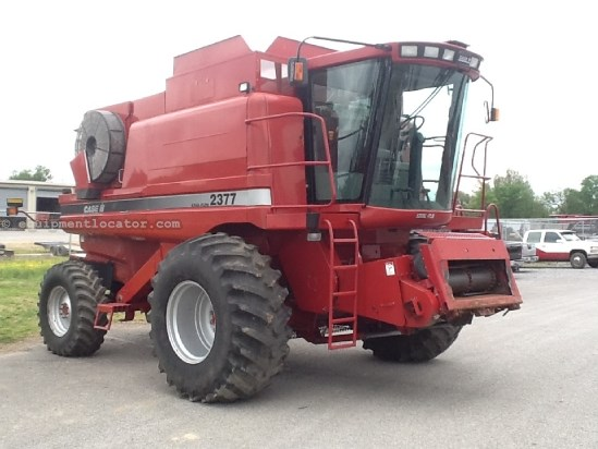 Combine For Sale:  2005 Case IH 2377, 1860 Est Hours, 109999.00 USD