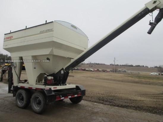 Freisen 375, 300 Bushels, 2 Compartments, Tarp Seed Tender For Sale