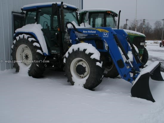 Tractor For Sale:  2012 New Holland T5070