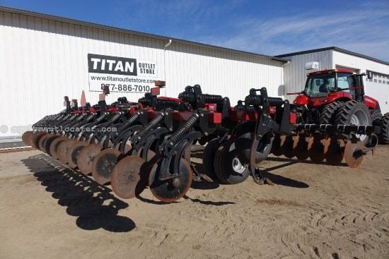 2012 Case IH 870, 26' WIDTH, 13 SHANKS, SPRING CUSHION Rippers For Sale