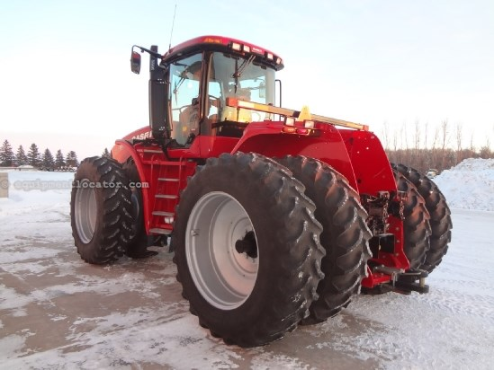 2012 Case IH Steiger STX350HD - 1674 hrs, High Flow Pump, PTO Tractor For Sale