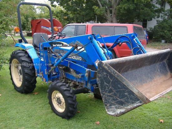 Tractor For Sale:  2004 New Holland TC30