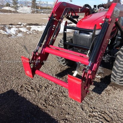 2012 Mahindra 5010G - 8 hrs, Loader/Bucket, 49 HP Tractor For Sale