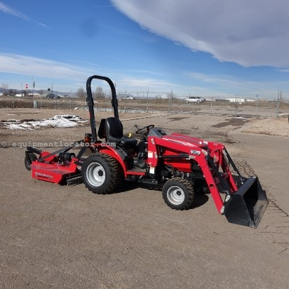 2012 Mahindra MAX25 - 7 hrs, Loader/Bucket, 25 HP Tractor For Sale