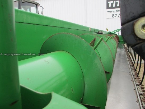 2009 John Deere 635F, 35', 9660/9760/9860/9670/9770/9870 Header-Flex For Sale