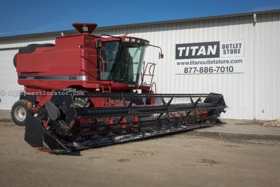 1999 Case IH 1020, 30ft, FT, 1688/2188/2366/2388  Header-Flex For Sale