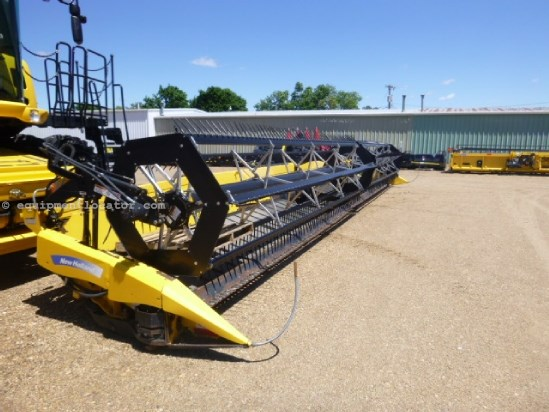 2006 New Holland 88C, 45', CR/CX Adapters, Contour, Poly Skids Header-Flex For Sale
