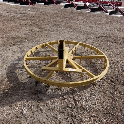 "2012 King Kutter 72"" Rotary Harrow, 3pt Drag Harrow For Sale"