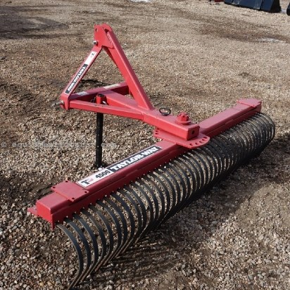 "2012 Taylor Pittsburgh 4500 - 84"", 3pt Cat I Rock Rake For Sale"