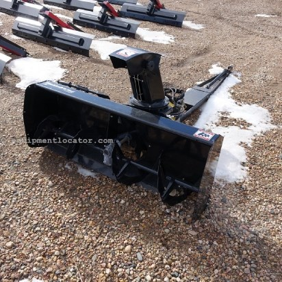 2012 Mahindra XSB56 - 56 inch, Front Mount Snow Blower For Sale