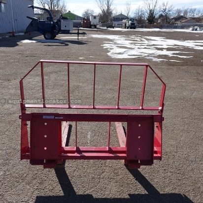 "2012 Mahindra 42"" - Skid Steer Mount Pallet Fork For Sale"