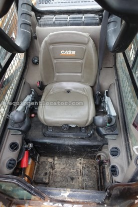 2011 Case TR320, Cab/Air, Hyd Cplr, 2-Spd Skid Steer-Track For Sale