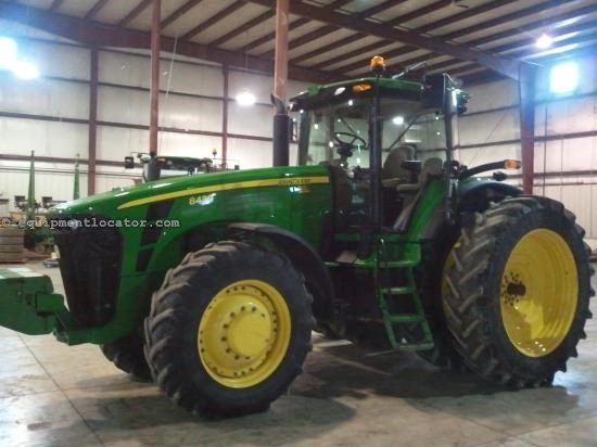 Tractor For Sale:  2009 John Deere 8430